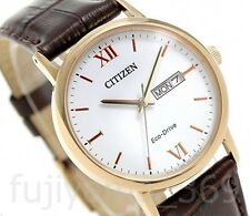 NEW CITIZEN COLLECTION BM9012-02A Eco-Drive Watch Made in JAPAN Free shipping