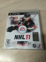 NHL 11 PlayStation 3 PS3