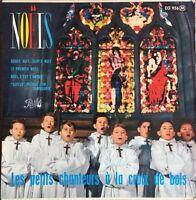 """Les Petits Chanteurs à la Croix de Bois - Noels - Vinyl 7"""" 45T (Single)"""
