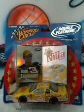 1:43 NASCAR Winner's Circle Double Platinum Dale Earhardt Jr. & Nilla Wafers