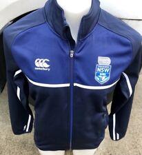 Nsw State Of Origin  Training  Not Hoodie Jacket    jersey  cut Canterbury