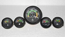 MF Gauges Kit Massey Ferguson 265 285 Tractor Tachometer Temp Oil Fuel Amp Black
