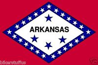ARKANSAS FLAG BUMPER STICKER TOOLBOX STICKER LAPTOP STICKER HELMET STICKER