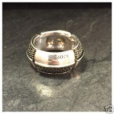 Cornflower Silberring Joop ! 925er Silber Ring schwarze Zirkonia Gr. 57 Joopring
