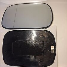 Volvo XC90 2001-2006 Left Passenger Side Wide Angle Heated Wing Mirror Glass