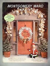 Montgomery Ward CATALOG - Christmas, 1963 ~~ toy, toys, Xmas, Wards