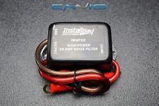 (1) NOISE FILTER 50 AMPS 12V HUM FILTER NOISE ENGINE SUPPRESSOR WIRE IBNF50