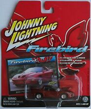 Johnny Lightning - ´01 / 2001 Pontiac Firebird Ram Air braunmet. Neu/OVP
