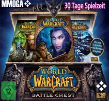 WoW Battlechest Key - World of Warcraft - PC Blizzard Original Spiel Code - EU