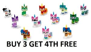 LEGO Unikitty Series 41775 new pick choose your own BUY 3 GET 4TH FREE