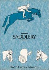 Saddlery By Elwyn Hartley Edwards. 9780851315409