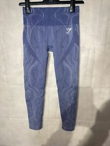 Ladies Gymshark Leggings New No Tags Size Small