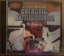 Star Wars Gallactic Battlegrounds Saga (Lucas Arts, 2002)