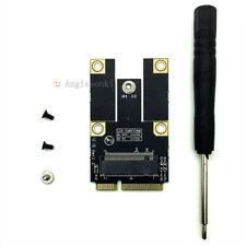 M.2(NGFF) to Mini PCI-E Adapter Converter for Intel 9260 8265 7260 WIFI Module