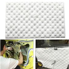 50x80CM Car Sound Proofing Insulation Mat Door Floor Trunk Deadening Foam Sponge