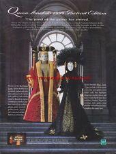Queen Amidala 1999 Portrairt Edition 1999 Mag. Advert #3285