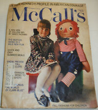 McCall's Magazine The Beatles Swing In a Brand New Film August 1968 122014R