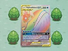 Pokemon - Magikarp & Wailord GX - 183/181 - SM Team Up - Secret Rare