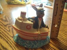 Royal Doulton Db279 Ship Ahoy Bunnykins Limited Edition 2000 England
