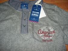 TOM TAILOR - Shirt Langarmshirt - Gr. L  NEU  NP 49,90