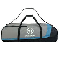 Warrior Black Hole Lacrosse  Equipment Bag - Grey (NEW) Lists @ $80