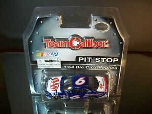 Mark Martin #6 AAA Triple A Insurance 2006 Ford Fusion 1:64 T.C.