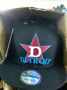 Negro league Detroit stars snapback
