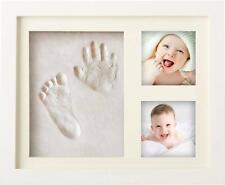 Album de Fotos y Huellas del Bebe Kit de Huellas de Arcilla para Recien Nacidos