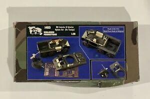 VERLINDEN 1/35 M8 INTERIOR & UPDATE SET  #1453  for tamiya New in Box NOS