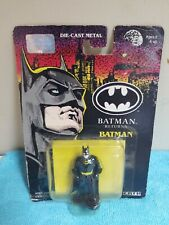 Vintage 1992 Ertl Batman Returns Die Cast Metal Figure Sealed