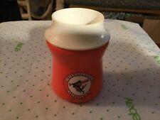 vintage Baltimore Orioles top shelf drink cozy cup