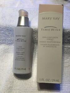 New Mary Kay TimeWise Even Complexion Essence 1oz Liquid Original