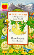 Good, Sleepy Sammy: The Sleepiest Sloth in the World (Animal Crackers), Impey, R