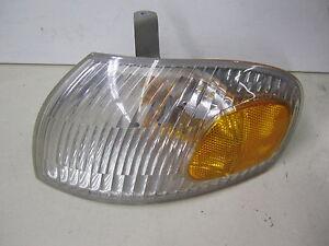 GEO PRIZM CHEVY PRIZM 98 99 00 01 02 1998-2002 CORNER LIGHT DRIVER LH LEFT OEM