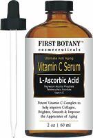Vitamin C Serum 2 fl. oz with L'Ascorbic Acid
