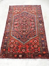 4x7ft. Antique Persian Serab Tribal Wool Rug