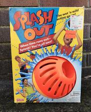 Vintage Galoob Splash Out Water Baloon Timer Game MITB