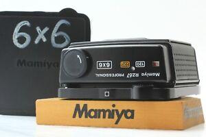 [Exc+++++] Mamiya RZ67 Pro 120 220 6x6 Roll Film Back Holder From JAPAN 1030