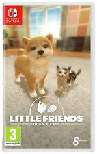 Little Friends: Dogs and Cats Nintendo Switch Game