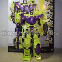 Transformers Devastator 6 In 1 Action Figure Engineering Truck Robot KO in Stock