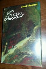 Dune Frank Herbert Chilton Book Club Edition HC With Dust Jacket BCE DJ