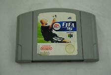 Jeu FIFA 99 pour Nintendo 64 (N64) version PAL