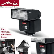 Metz mecablitz M400 Speedlight Flash for Olympus/Panasonic/Leica Cameras