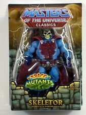 Masters of the Universe Classic INTERGALACTIC SKELETOR Mutants Figure MOTU BHG47