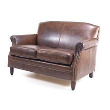 Leather Living Room Vintage/Retro Sofas, Armchairs & Suites