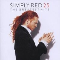 "SIMPLY RED ""THE GREATEST HITS 25"" 2 CD NEU"
