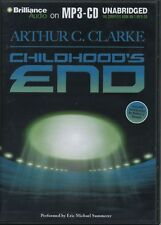 Childhood's End by Arthur C. Clarke (2009, MP3 CD, Unabridged)
