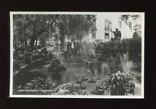 Glos Gloucestershire CHELTENHAM The Fountain Judges Proof Card c1950/60s? photo