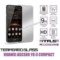 VETRO TEMPERATO HUAWEI ASCEND Y6 2 COMPACT Pellicola Proteggi Schermo LCD Y 6 II