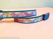 My Little Pony G1 - Adult or Kids Belt Rainbow Ponies Pinwheel, Tickle, Trickles